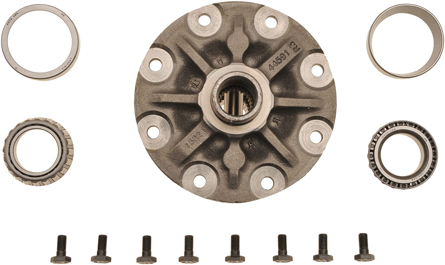 Spicer 75054X Differential Case Assembly Kit