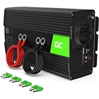 Green Cell® 1000W/2000W 12V a 220V/230V Onda sinusoidal modificada Inversor de Corriente DC AC Power Inverter…