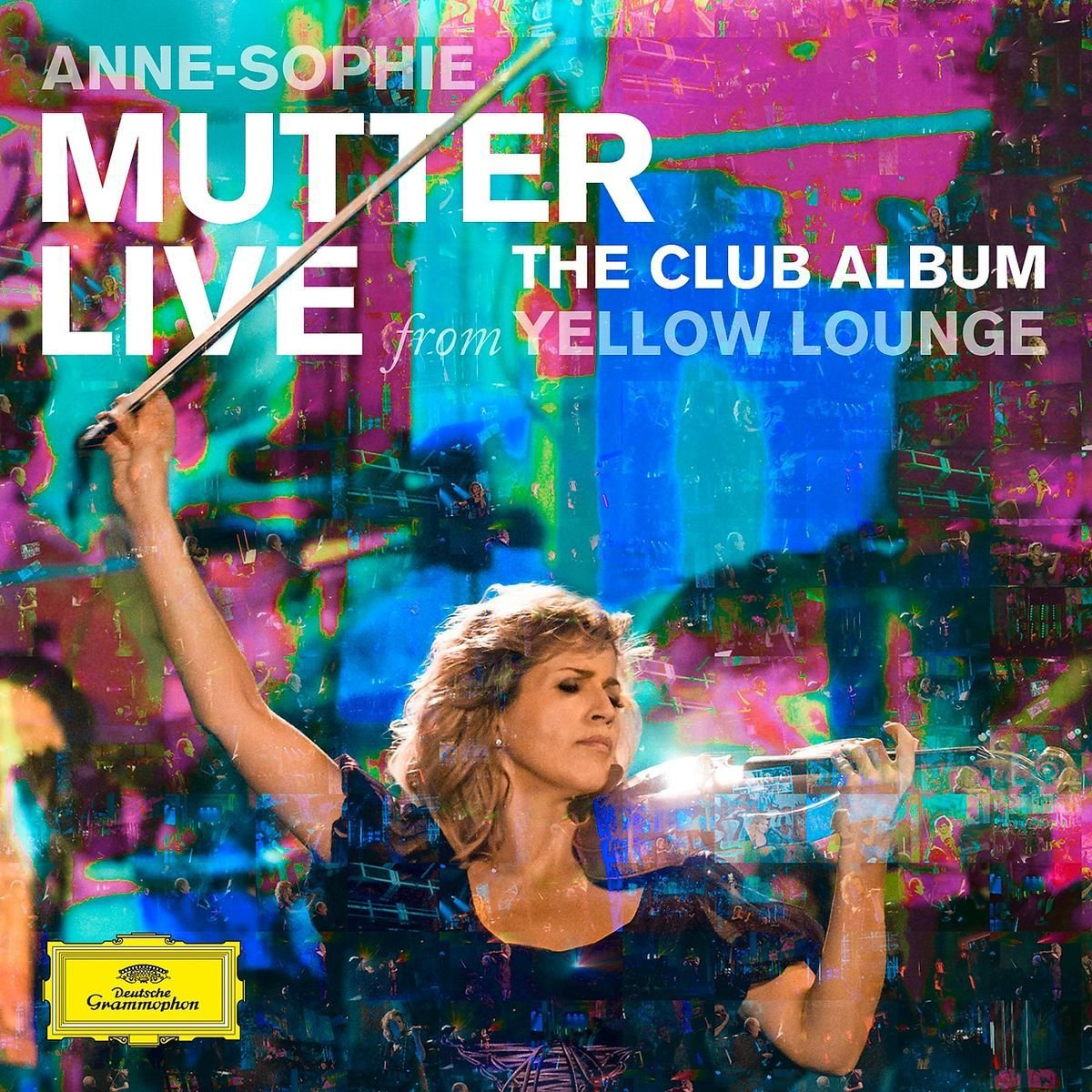 The Club Album - Live from Yellow Lounge by Deutsche Grammophon