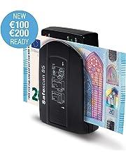 Safescan 85 - Detector portátil automático para billetes de Euro y Libras esterlinas