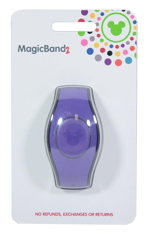 【格安SALEスタート】 Disney Parks MagicBand パープル 2.0 - Link Disney - It Later マジックバンド B06XY8BDVZ パープル パープル, 多伎町:c50d0007 --- arianechie.dominiotemporario.com