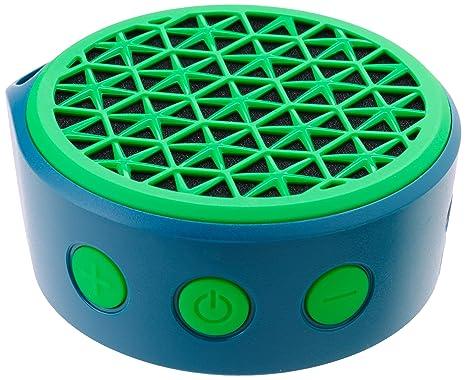 7f9c4ab4189 Amazon.com: Logitech X50 Bluetooth Wireless Mini Speaker - Green Blue: Home  Audio & Theater