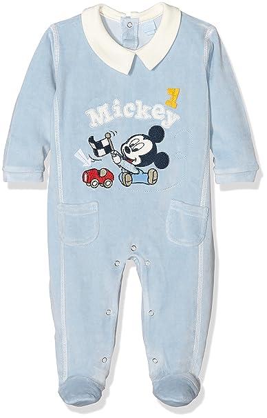 Disney Infant Jumper, Pijama para Bebés, UN-Unica, L-12 Meses