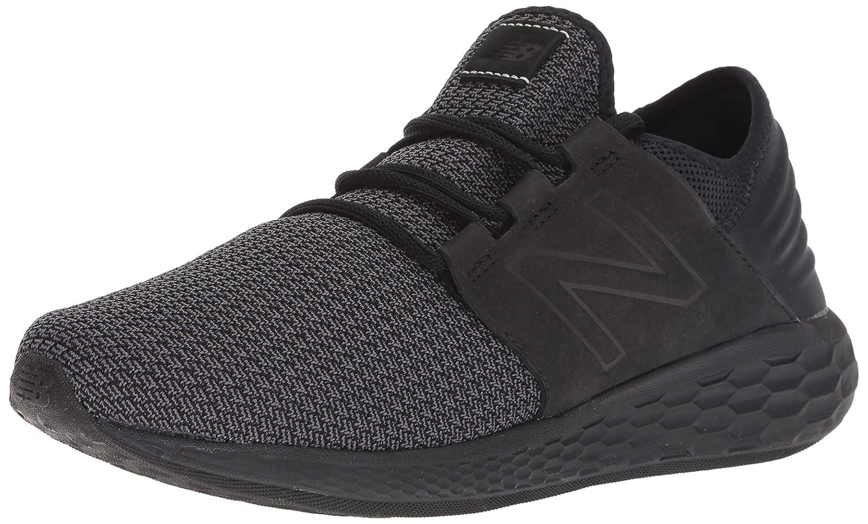 fa2508cf66f50 New Balance Men's Fresh Foam Cruz V2 Knit Running Shoes: Amazon.co.uk:  Shoes & Bags