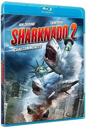 Sharknado 2 [Francia] [Blu-ray]: Amazon.es: Ian Ziering, Tara Reid ...