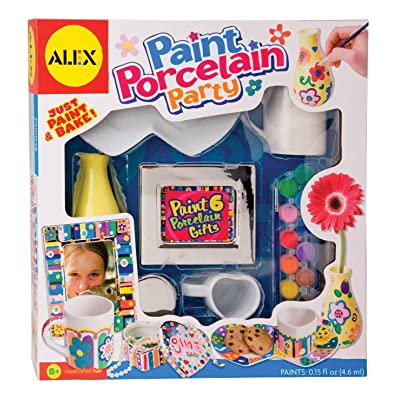 ALEX Toys Craft Paint Porcelain Party: Toys & Games