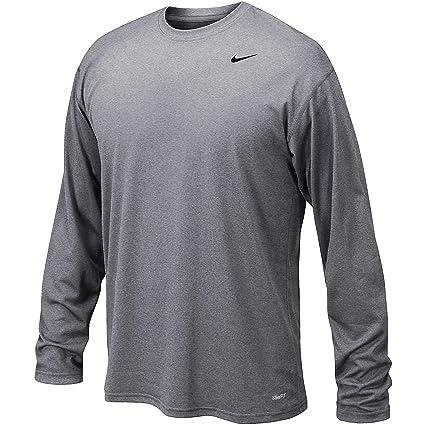 1882b103d1 Nike Mens Legend Poly Long Sleeve Dri-Fit Training Shirt Game Royal  Blue/Black 377780-063 Size Small