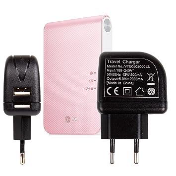 Cargadores Sector para LG Pocket Photo Smart PD233, bolsillo ...