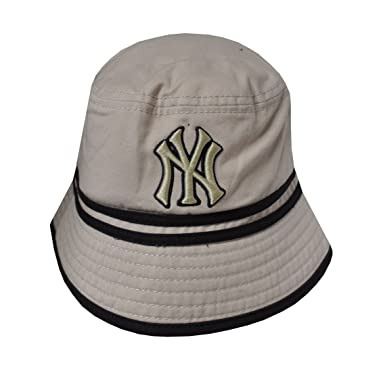 48540ea437f New Era - Bucket Hat NY Yankees Premium (BK193)  Amazon.co.uk  Clothing