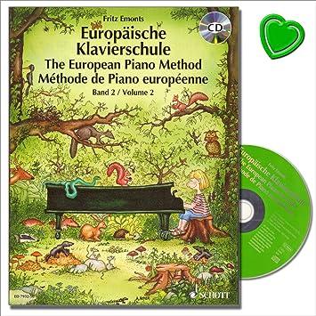 Europäische Klavierschule Band 2 von Emonts