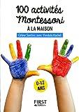 100 activités d'éveil Montessori (1 - 4 ans): Amazon.fr: Eve Herrmann: Livres