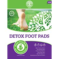 DETOX FOOT PADS-FOOT DETOX -STRESS RELIEF PATCH- SLEEP IMPROVE PADS- SLIMMING PATCHES-CLEANSING-TOXIN PATCHES-WEIGHT LOSS PATCH