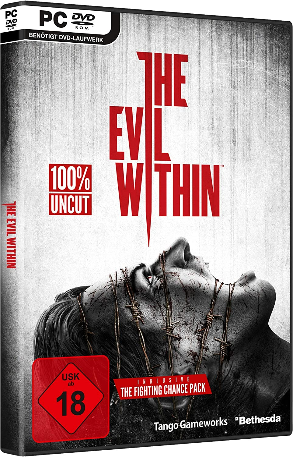 Bethesda The Evil Within, PC - Juego (PC, PC, Survival / Horror ...
