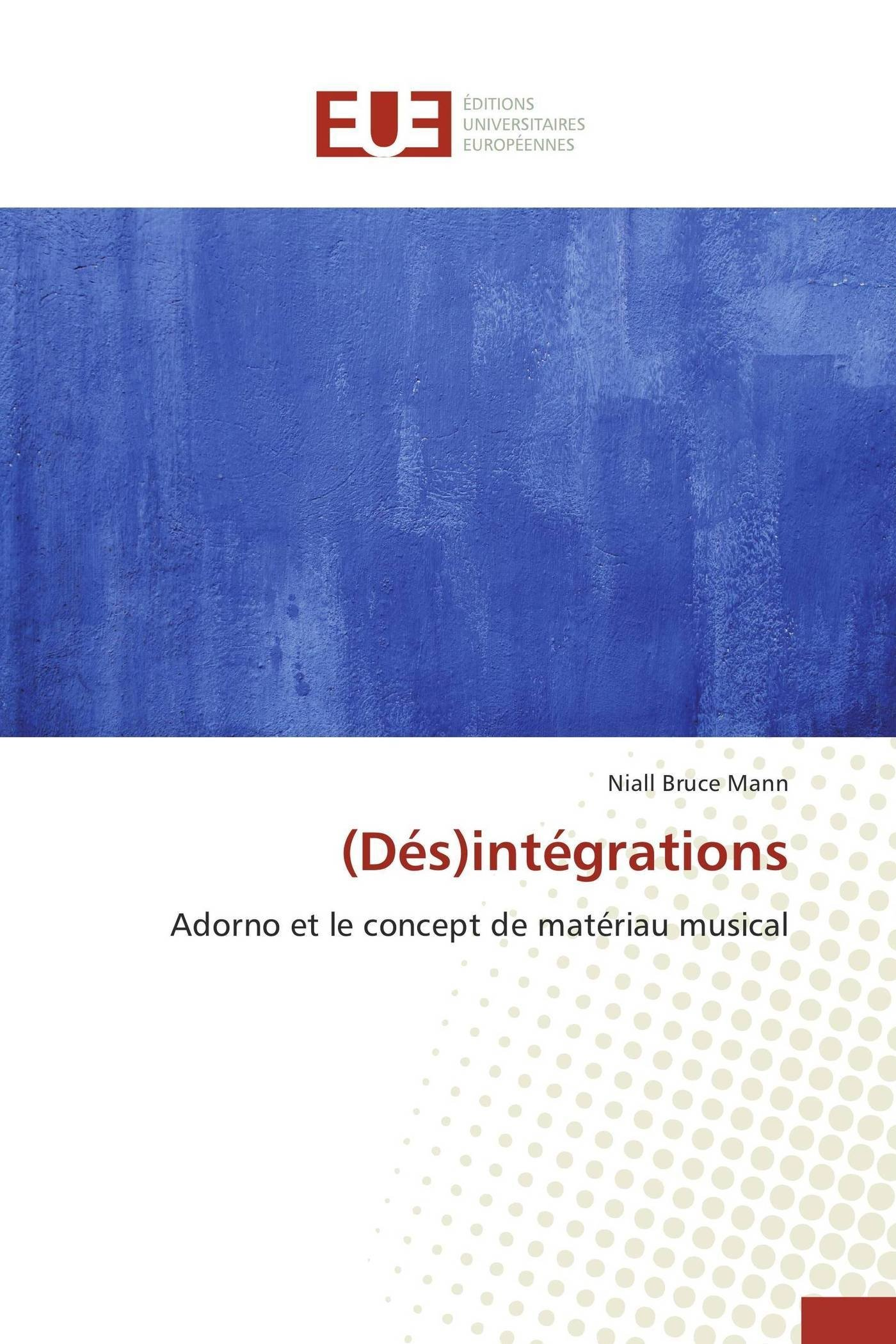 Download (dés)intégrations (Omn.Univ.Europ.) (French Edition) ebook