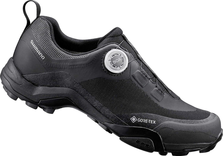 SHIMANO SH-MT701 GTX Schuhe Black 2020 Rad-Schuhe Radsport-Schuhe