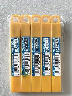 Olfa – Cuchillas de repuesto sab10 (50 unidades) 30 grados Cuchillas (9 mm) compatible con Olfa svr2 y sac1 Cúter nuevo.: Amazon.es: Coche y moto