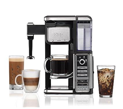 Sharkninja Ninja Coffee Bar Single-Serve System (Cf111) Drip Coffee Machines