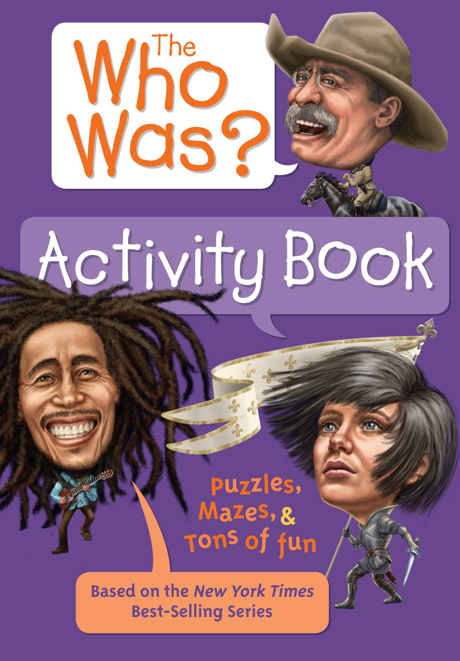 Download The Who Was? Activity Book ebook