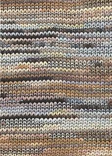 50 g di Yarns Fiora – Colore: 95 – Meraviglioso Mix di Diversi Colori, Mal Opaco, Mal Lucido, Mal Chiaro, Mal Scuro. - (Cuscinetto: V-hbrR-ZT).