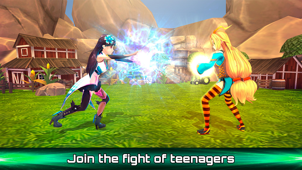 Boxing MMA: Anime Fighters | Battle Duel Ninja Samurai ...