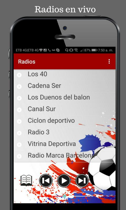 Radios del Mundial Rusia 2018: Amazon.es: Appstore para Android