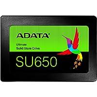 ADATA HD-1816 Unidad de Estado Solido SSD Su650 480Gb 2.5 Sata3 7 mm, Lect.520/Escr.450Mbs Sin Bracket PC Laptop,