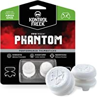 KontrolFreek FPS Freek Phantom Botones analógicos - Accesorios de Controlador de Juego (Botones analógicos, Xbox One, Blanco, 125.4 mm, 19.1 mm, 100 mm)