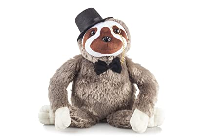 Amazon Com Fancy Friends Sloth Stuffed Animal These Stuffed Sloth