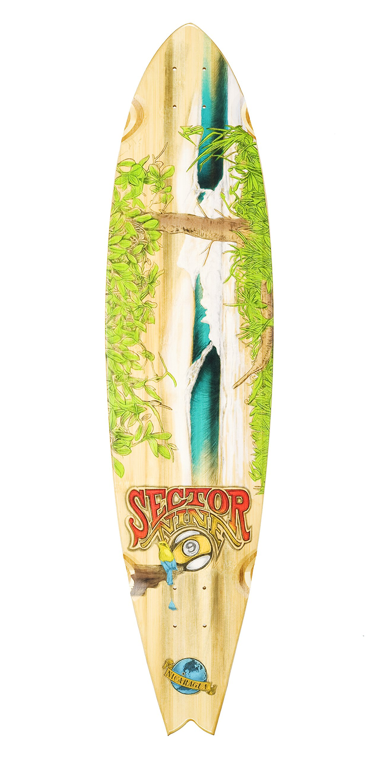 Sector 9 Nica Deck by Sector 9 (Image #2)