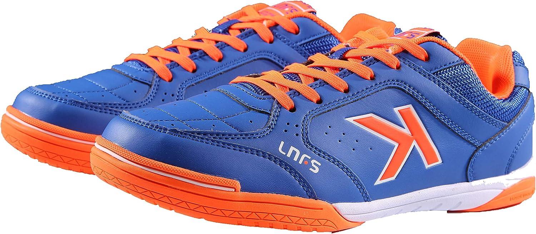 KELME PRO Futsal Soccer Shoes – Indoor Futsal Shoes for Men Youth is The LNFS Main Sponsor