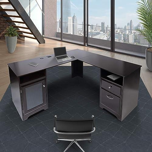 CHADIOR L Shaped Corner Computer Gaming Desk