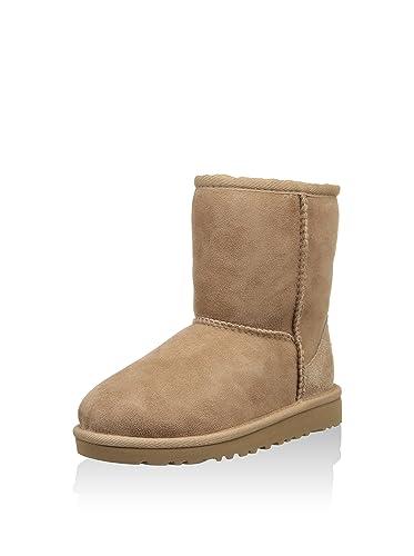 Ugg Classic, Botines Unisex-para Niños, Beige, 30 EU: Amazon.es: Zapatos y complementos