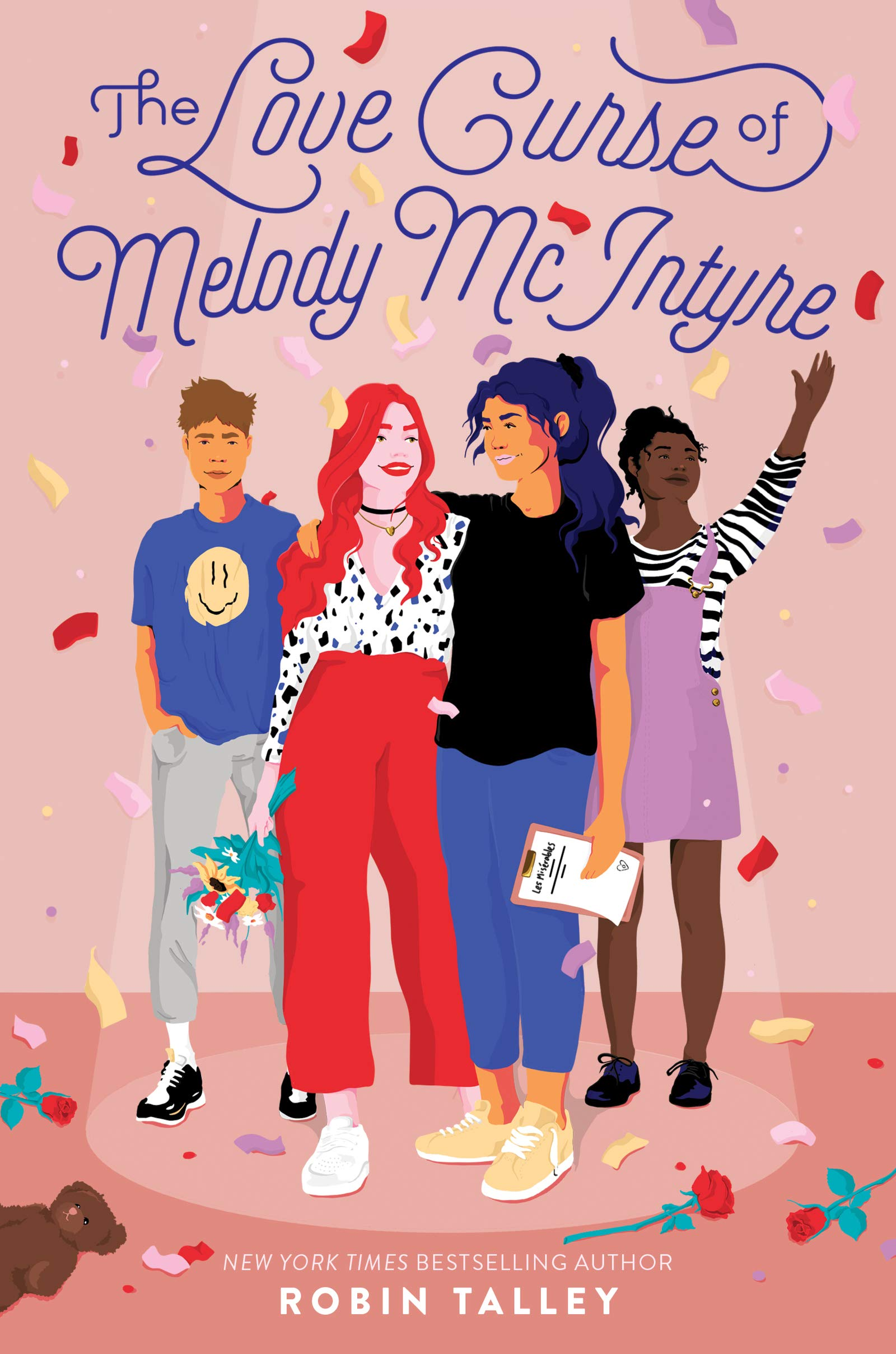 Amazon.com: The Love Curse of Melody McIntyre (9780062409263): Talley,  Robin: Books