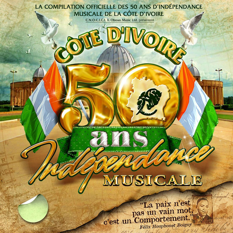 Cote D'Ivoire 50 ans Independance  Musicale by Deni