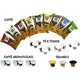 LaCompatibile NESPRESSO® - 125 Capsule Compatibili di caffè - Cofanetto assaggio