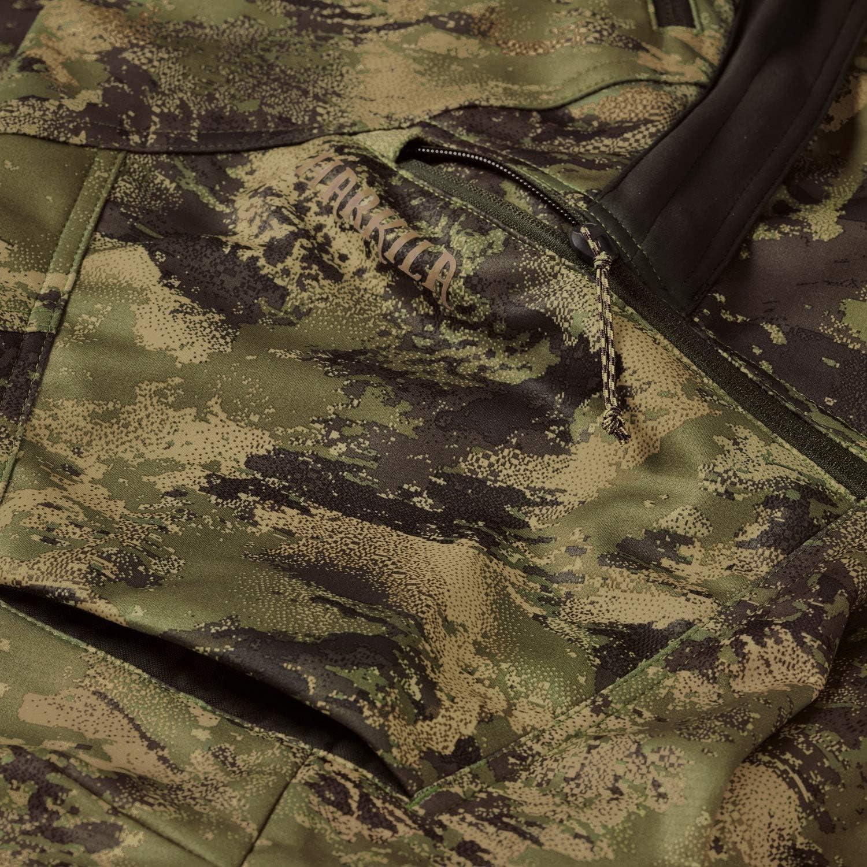 H/ärkila Camo AXIS MSP/® Pantalon de chasse l/éger et silencieux pour homme