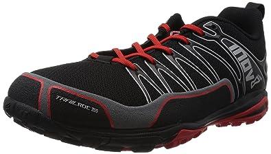Inov-8 Trailroc 255 Trail Running Shoe,Black/Red,5 M US