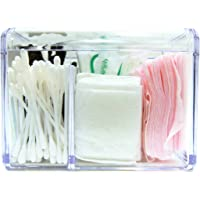 Moosy Life Bathroom Cotton Pad Swab Organizer