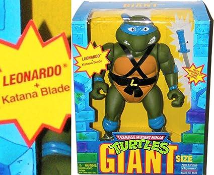 Amazon.com: Tamaño gigante Leonardo & Katana Blade Vintage ...