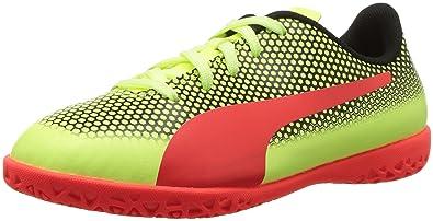 1627a144620 PUMA Unisex-Kids Spirit Soccer-Shoes