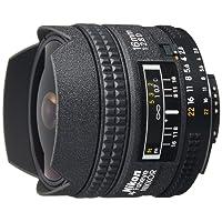 Nikon Af fisheye-nikkor 16mm f/2.8d objetivo