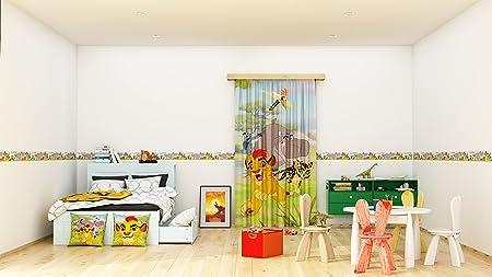 AG Design 1 Autocollant Mural PVC Film 5 x 0,14 m Multicolore