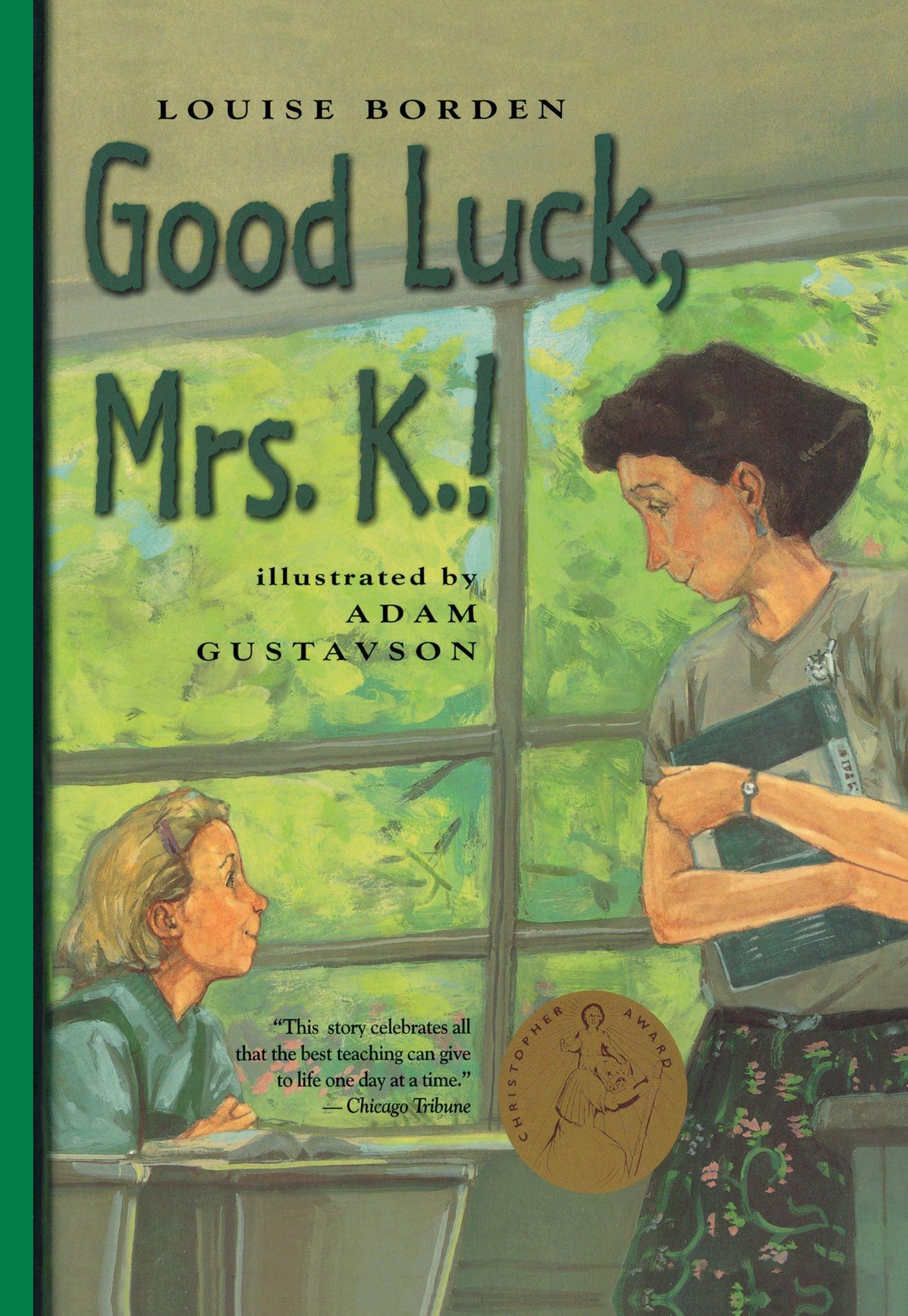 Good Luck, Mrs. K.! pdf epub