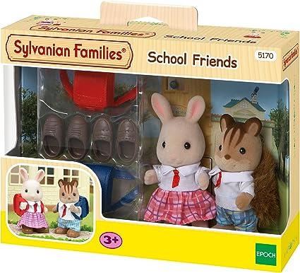 Sylvanian Families GIRLS SCHOOL UNIFORM Epoch Calico Critters