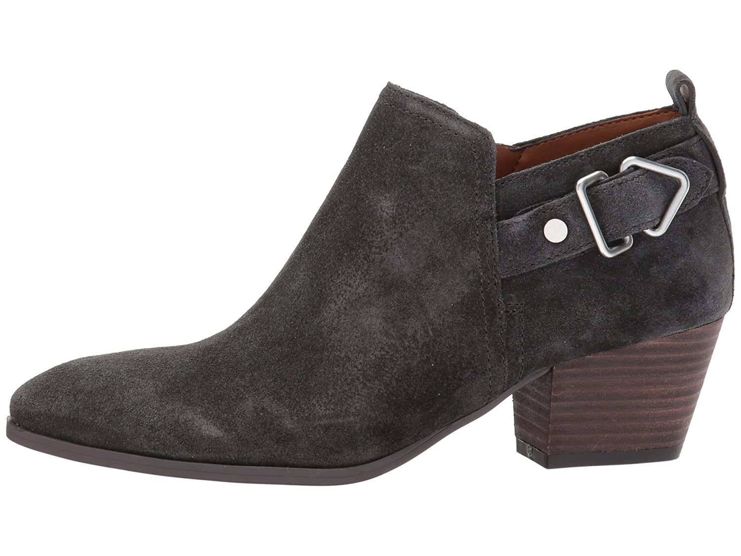 Franco Sarto Womens Garfield Bootie B0762T9HY6 6 C/D US|Peat Suede