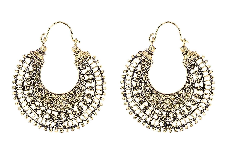 Lkd Kiel buy michelangelo oxidized tibetan style hoop earrings for and