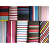 20 SHEETS OF ABSTRACT - STRIPES WRAPPING PAPER (2 PACKS OF 10)