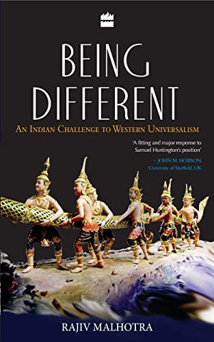 Being Different : An Indian Challenge To Western Universalism