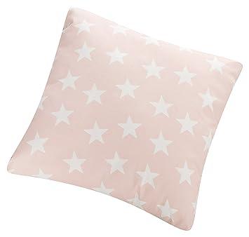 Aminata Kissen 40x40 Cm Bezug Fullung Sterne Kuschelkissen