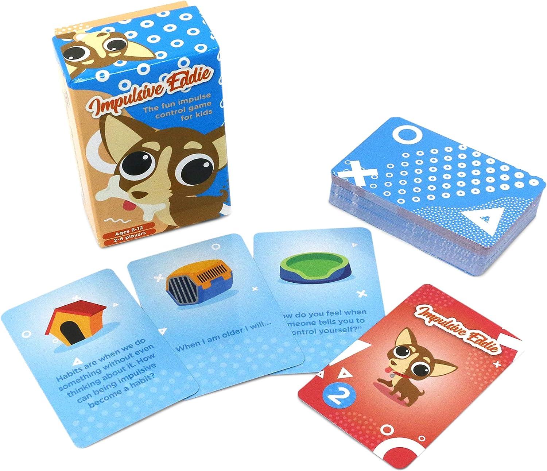 Impulsive Eddie: The Fun Impulse Control Game for Kids